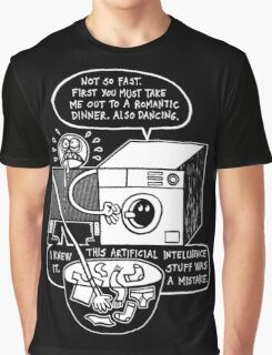 Rise of the Machine Graphic T-Shirt