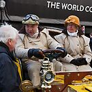 London to Brighton Veteran Car Run w1 by Keith Larby