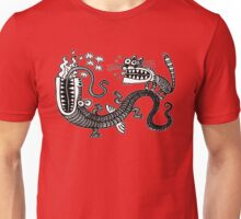 Tiger & Dragon Unisex T-Shirt
