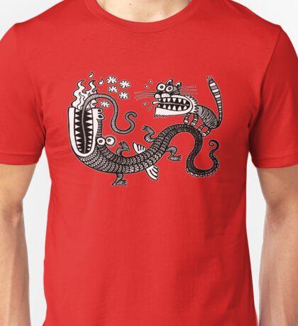 Tiger & Dragon Unisex T-Shirt