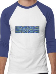 Eastern Rush Landscape Men's Baseball ¾ T-Shirt