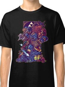 Power & Courage Classic T-Shirt