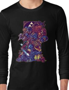 Power & Courage Long Sleeve T-Shirt