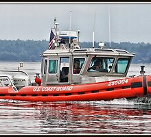 Coast Guard USA by Mikell Herrick