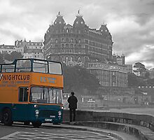 Scarborough Bus by ChrisGothorp