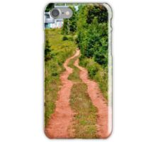 The Red Road Home iPhone Case/Skin