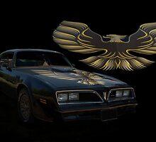 1978 Pontiac Trans Am by TeeMack