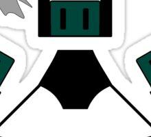 Master Chief Halo 4 Armour Sticker