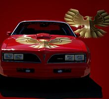 1978 Pontiac Trans Am by TeeMack