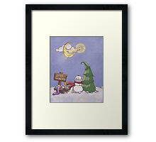 Star Wanted Framed Print