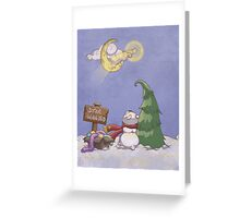 Star Wanted Greeting Card