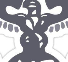 Halo UNSC Shirt (Shirt & Stickers) Sticker