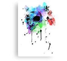Even games, are a color too me. Canvas Print