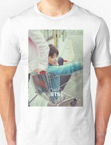 BTS/Bangtan Sonyeondan - Jungkook Teaser #2 Unisex T-Shirt