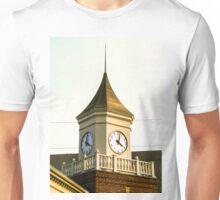 Clock Tower Unisex T-Shirt