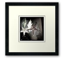 """tis the season 1 Framed Print"