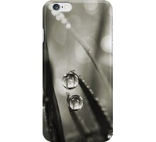 Rain Sparkles iPhone Case/Skin