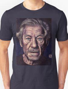 Sir Ian Mckellen T-Shirt