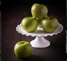 Green Apples by Edward Fielding