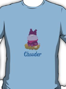 Chowder and Kenji T-Shirt