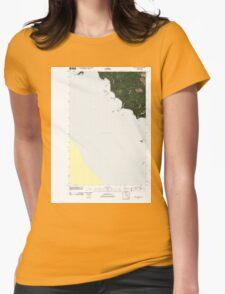 USGS Topo Map Washington State WA Toleak Point 20110418 TM T-Shirt