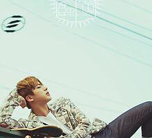 BTS/Bangtan Sonyeondan - Jin Teaser #2 by skiesofaurora