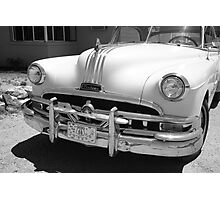 Route 66 - Classic Car Photographic Print