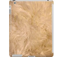 White Cat Fur  iPad Case/Skin