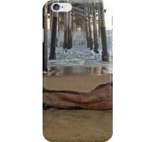 Mermaid Meridian under the Pier iPhone Case/Skin