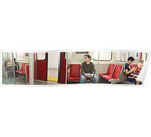 Subway No. 1 Poster