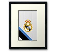 Real madrid FC  Framed Print