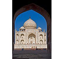 Taj Mahal (III) Photographic Print