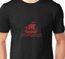 Dragon Boat - Red Unisex T-Shirt