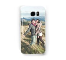 Kerry and Jin Walkers Lookout Samsung Galaxy Case/Skin