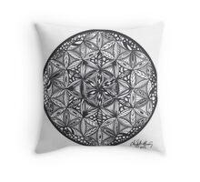Manadala-1 Throw Pillow