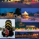 Christmas in Sodus Poster by wolftinz