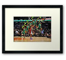 NATE THE GREAT  Framed Print