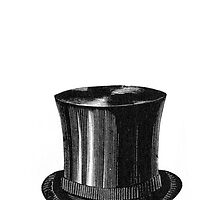 Top Hat phone by Vana Shipton