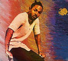 Kendrick Lamar Design by 47GOONZ