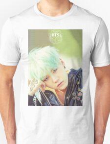 BTS/Bangtan Sonyeondan - Suga Teaser #2 Unisex T-Shirt