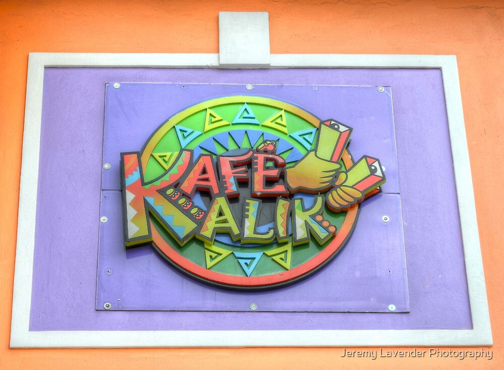 Kafe Kalik at Festival Place in Nassau, The Bahamas by Jeremy Lavender Photography