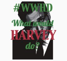 What Would Harvey Do? by WhovianWizard