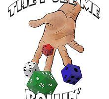 Rollin' by inklingcomics