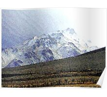 Fort Sage Mountains Poster