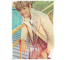 BTS/Bangtan Sonyeondan - Kim Taehyung Teaser #2 Poster
