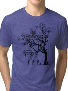 99 Steps of Progress - Wisdom Tri-blend T-Shirt