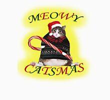 MEOWY CATSMAS Unisex T-Shirt