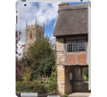 Long Compton, Warwickshire iPad Case/Skin