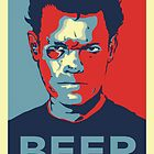 Randy Travis Beer  by BUB THE ZOMBIE