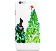 Snow Fall iPhone Case/Skin